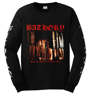 BATHORY - 'Under The Sign' Long Sleeve