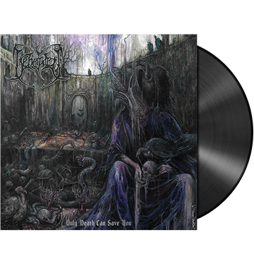 BEHEADED - 'Only Death Can Save You' LP
