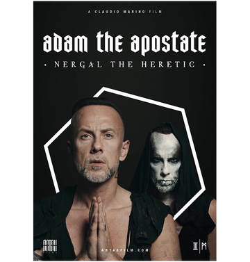 BEHEMOTH - 'Adam The Apostate - Nergal The Heretic' DVD by Claudio Marino