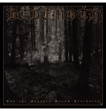 BEHEMOTH - 'And The Forests Dream Eternally' DigiCD 2CD