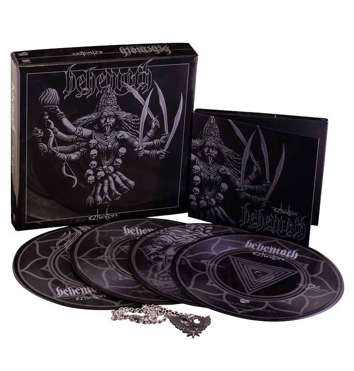 BEHEMOTH - 'Ezkaton' EP Ltd Ed. Box Set