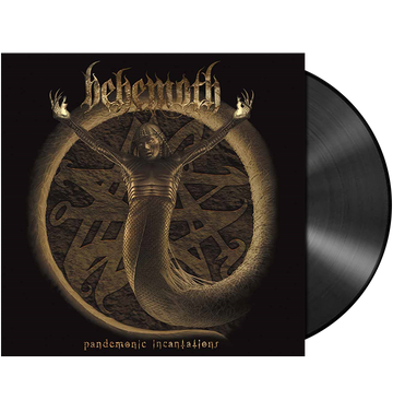 BEHEMOTH - 'Pandemonic Incantations' LP