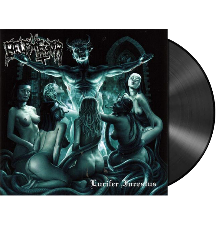 BELPHEGOR - 'Lucifer Incestus' LP