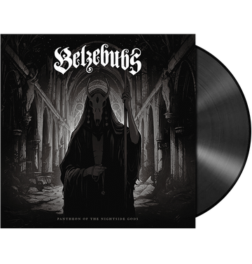BELZEBUBS - 'Pantheon Of The Nightside Gods' LP