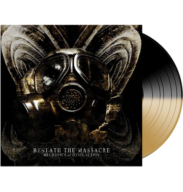 BENEATH THE MASSACRE - 'Mechanics Of Dysfunction' LP