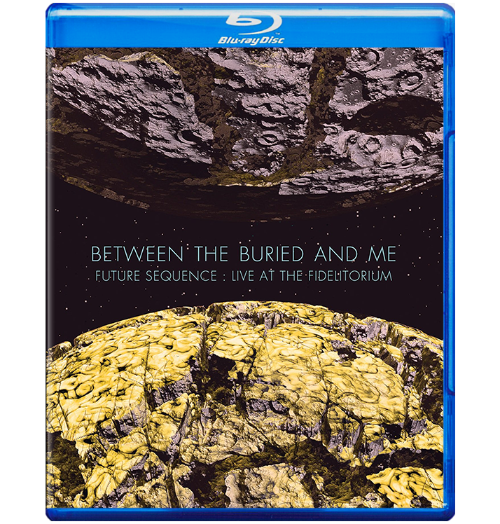 BETWEEN THE BURIED AND ME - 'Future Sequence; Live At The Fidelitorium' Bluray