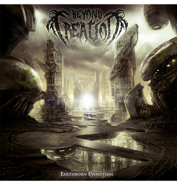 BEYOND CREATION - 'Earthborn Evolution' CD