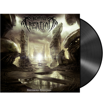 BEYOND CREATION - 'Earthborn Evolution' 2xLP
