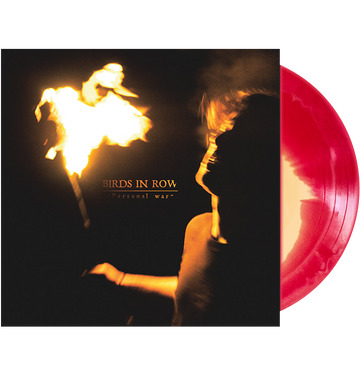BIRDS IN ROW - 'Personal War' LP