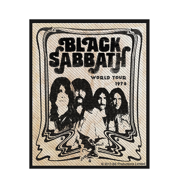 BLACK SABBATH - 'Band' Patch