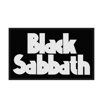 BLACK SABBATH - 'Logo' Patch