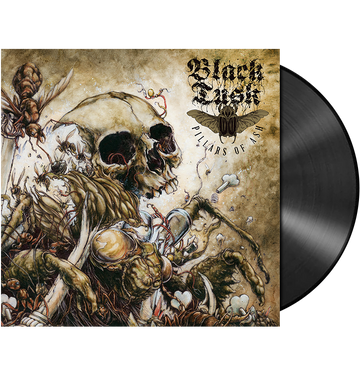 BLACK TUSK - 'Pillars Of Ash' LP