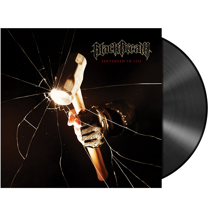 BLACK BREATH - 'Sentenced To Life' LP