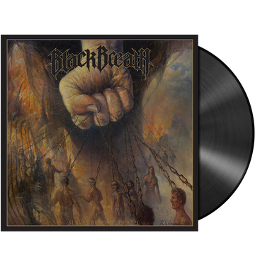 BLACK BREATH - 'Slaves Beyond Death' LP