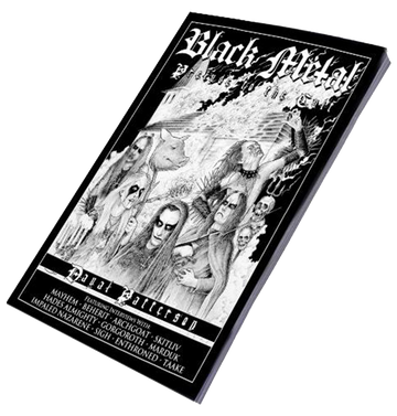 DAYAL PATTERSON - 'Black Metal: Prelude To The Cult' Book