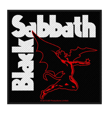 BLACK SABBATH - 'Creature' Patch