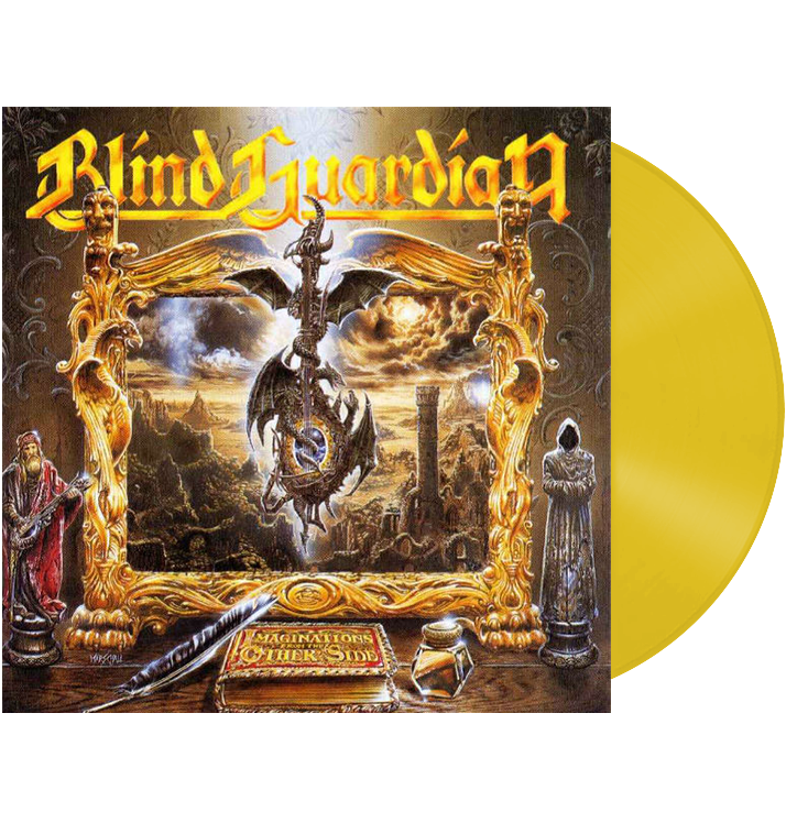 BLIND GUARDIAN - 'Imaginations From The Other Side' 2xLP