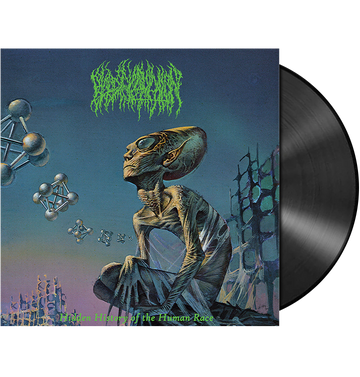 BLOOD INCANTATION - 'Hidden History Of The Human Race' LP