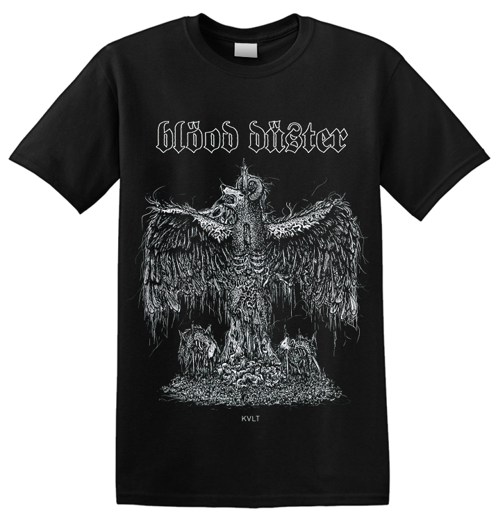 BLOOD DUSTER - 'Kvlt' T-Shirt