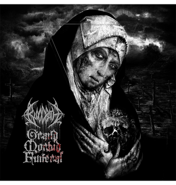 BLOODBATH - 'Grand Morbid Funeral' CD