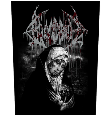 BLOODBATH - 'Grand Morbid Funeral' Back Patch