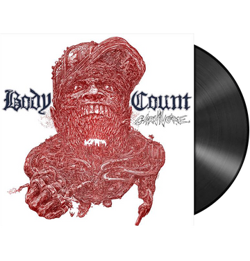 BODY COUNT - 'Carnivore' LP
