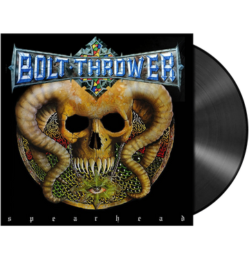 BOLT THROWER - 'Spearhead / Cenotaph' LP