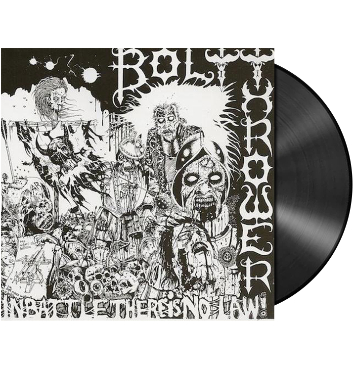 BOLT THROWER - 'In Battle There Is No Law' LP