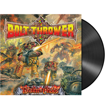 BOLT THROWER - 'Realm Of Chaos' LP