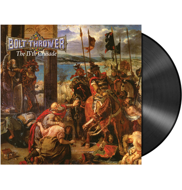 BOLT THROWER - 'The IVth Crusade' LP