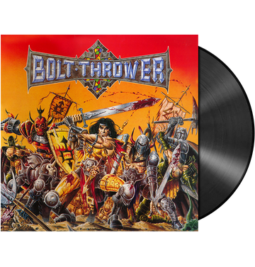 BOLT THROWER - 'War Master' LP