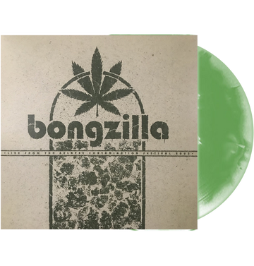 BONGZILLA - 'Live From The Relapse Contamination Festival' LP