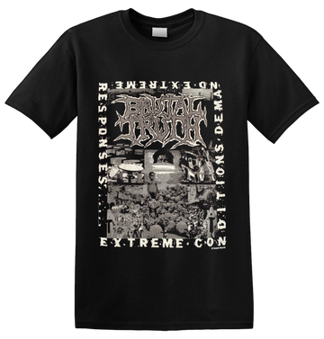 BRUTAL TRUTH - 'Extreme Conditions Demand Extreme Responses' T-Shirt
