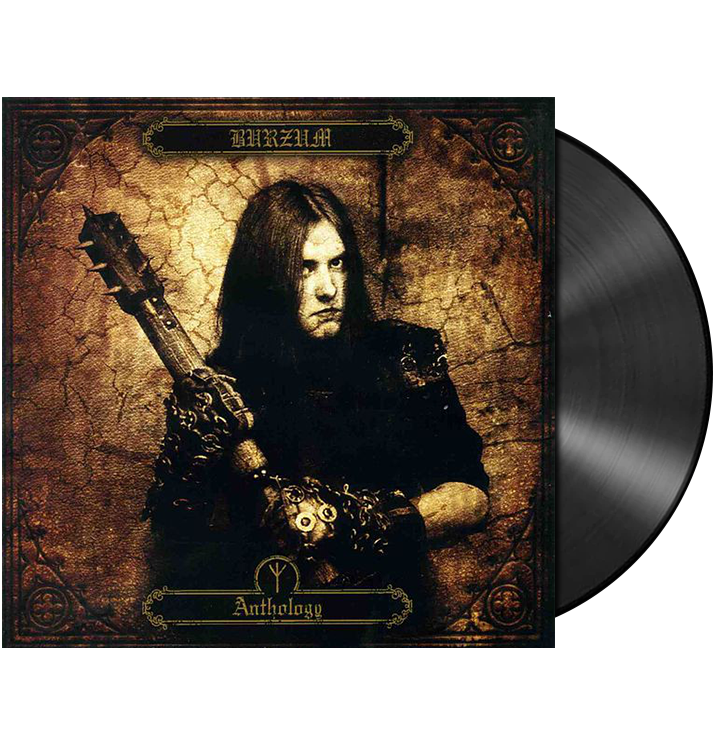 BURZUM - 'Anthology' 2xLP