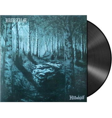 BURZUM - 'Hlidskjalf' LP