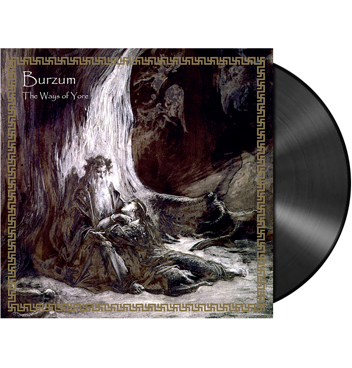 BURZUM - 'The Ways Of Yore' 2xLP