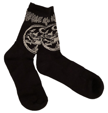 CRADLE OF FILTH - 'Sigil' Socks