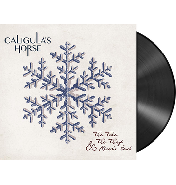 CALIGULA'S HORSE - 'The Tide, The Thief & River's End' 2xLP+CD