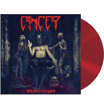 CANCER - 'Shadow Gripped' LP