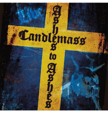 CANDLEMASS - 'Ashes to Ashes' CD/DVD