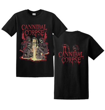 CANNIBAL CORPSE - 'Acid' T-Shirt