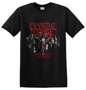CANNIBAL CORPSE - 'Butchered At Birth' T-Shirt