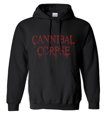 CANNIBAL CORPSE - 'Dripping Logo' Pullover Hoodie
