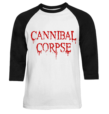 CANNIBAL CORPSE - 'Dripping Logo' Raglan