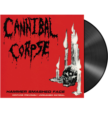 CANNIBAL CORPSE - 'Hammer Smashed Face' LP