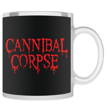 CANNIBAL CORPSE - 'Dripping Logo' Mug
