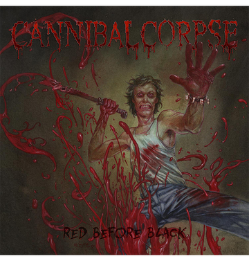 CANNIBAL CORPSE - 'Red Before Black' DigiCD