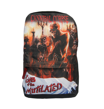 CANNIBAL CORPSE - 'Tomb Of The Mutilated' Backpack