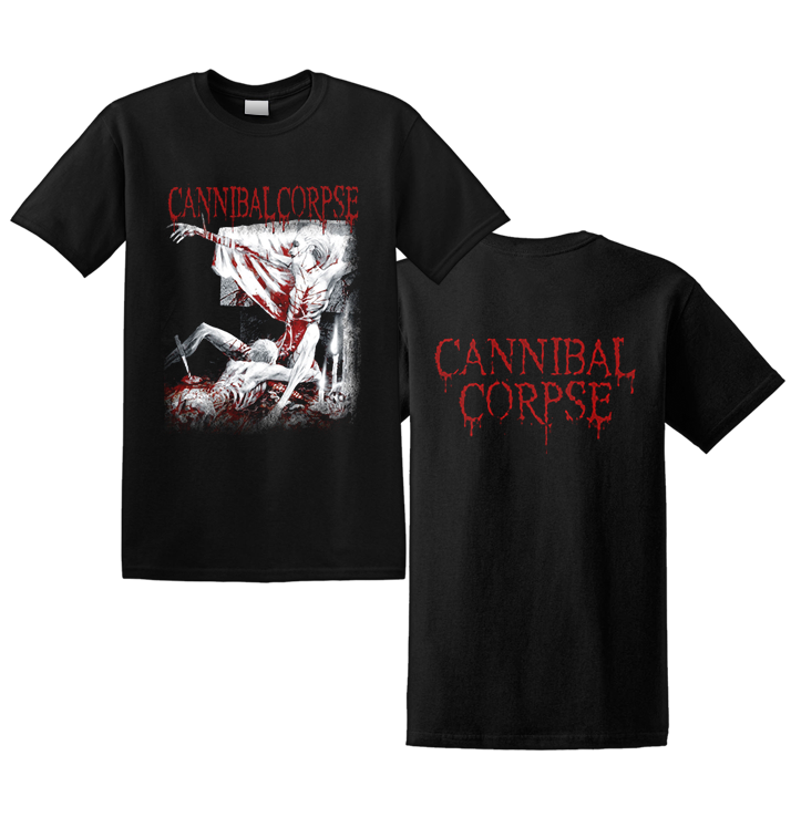 CANNIBAL CORPSE - 'Tomb Of The Mutilated (Explicit)' T-Shirt