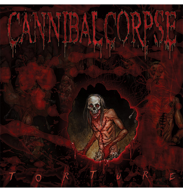CANNIBAL CORPSE - 'Torture' DigiCD